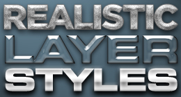Realistic Layer Styles