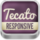 Tecato - Creative HTML5 one page portfolio - ThemeForest Item for Sale