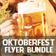 Oktoberfest Festival Flyer Bundle - GraphicRiver Item for Sale