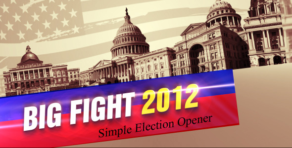 VideoHive Simple Election Opener 2979451