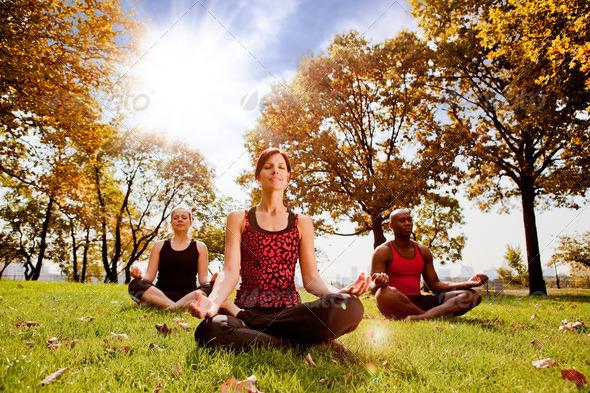 PhotoDune Meditation 260379