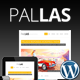 Pallas Creative Designer Portfolio Theme - ThemeForest Item for Sale