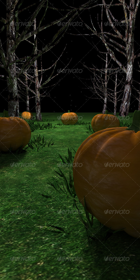 Halloween Art - Stock Photo - Images