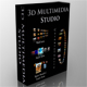 3D Multimedia Studio V1 - The Photo Package - ActiveDen Item for Sale