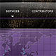 Space Themed website skin & kit - GraphicRiver Item for Sale