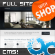 inFocus - Powerful Professional Template w/ E-Shop - ThemeForest Item for Sale