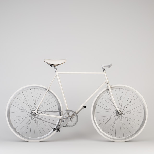 3DOcean Vintage Bicycle 308964