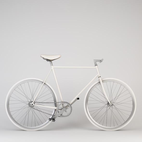 Vintage Bicycle - 3DOcean Item for Sale