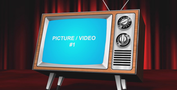 After Effects Project - VideoHive I am TV 107143