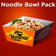 Noodle Bowl Pack - GraphicRiver Item for Sale