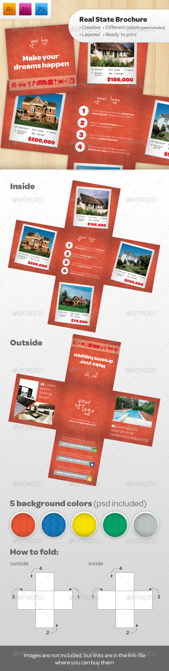 Real State Brochure