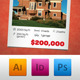 Real State Brochure - GraphicRiver Item for Sale