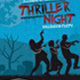 Thriller Night Halloween Party Flyer - GraphicRiver Item for Sale