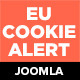 EU Cookie Alert Joomla Extension - CodeCanyon Item for Sale