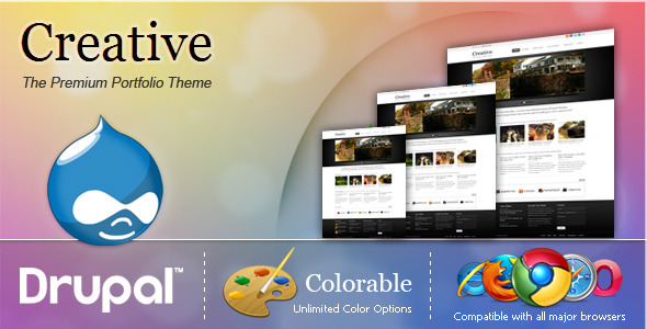 Creative - The Premium Portfolio Theme