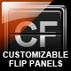 Flip Panels - GraphicRiver Item for Sale