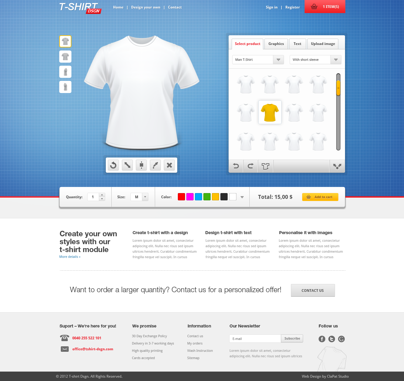 Joomla tshirt design - 01_cover Png