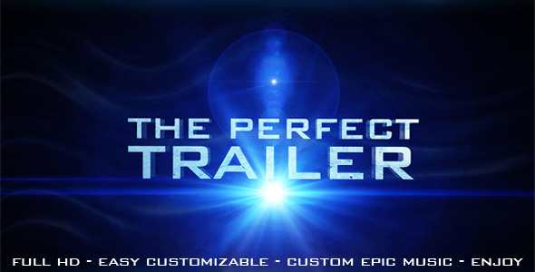 After Effects Project - VideoHive Most Epic Cinematic Trailer Ever Made 302 ...