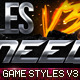 GAME STYLES V3 - GraphicRiver Item for Sale