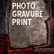 Photogravure & Etching; Abstract Art Grunge - GraphicRiver Item for Sale