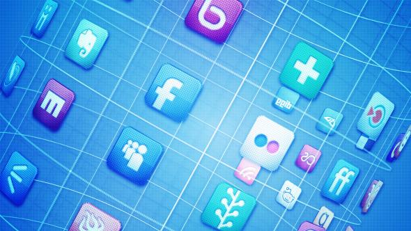 VideoHive Social Media Network 3014479