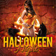 Halloween Night Flyer Template - GraphicRiver Item for Sale
