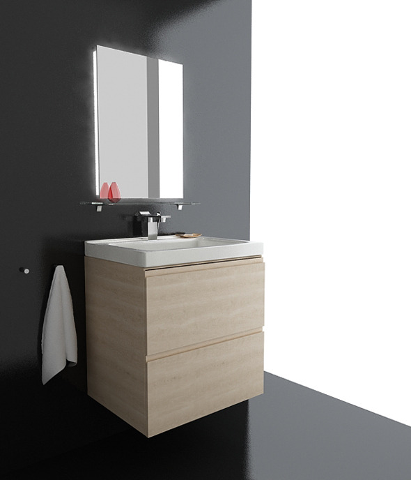 3DOcean Bathroom Set 02 3015823