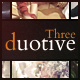 Duotive Three - Complete Wordpress Template - ThemeForest Item for Sale