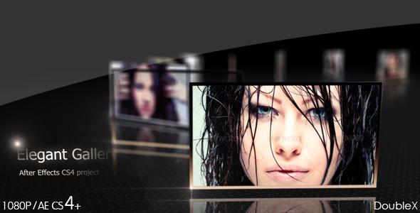VideoHive Elegant Gallery 3016560