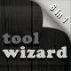 Tool Wizard 2 in 1 - Portfolio/Business template - ThemeForest Item for Sale