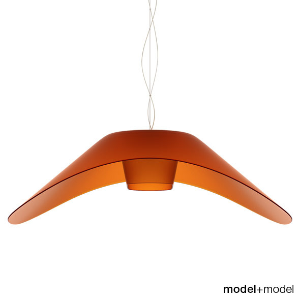 3DOcean Foscarini Fly-Fly suspension lamp 309613