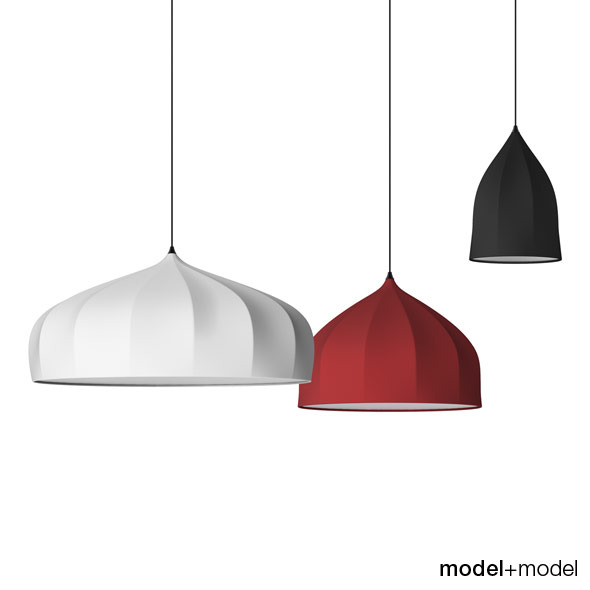 3DOcean Moooi Dome suspension lamps 309618
