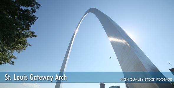 VideoHive St Louis Gateway Arch 3017390