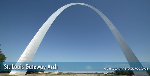 VideoHive Saint Louis Gateway Arch 3017396