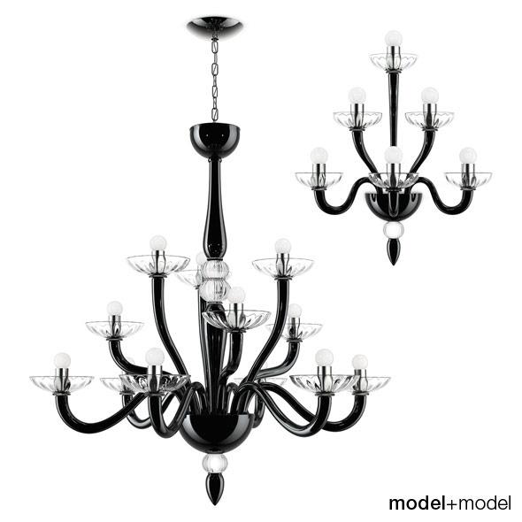 De Majo 8000 lamps - 3DOcean Item for Sale