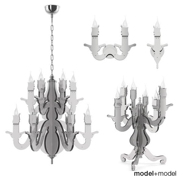 3DOcean Brand van Egmond Night Watch lamps 309631