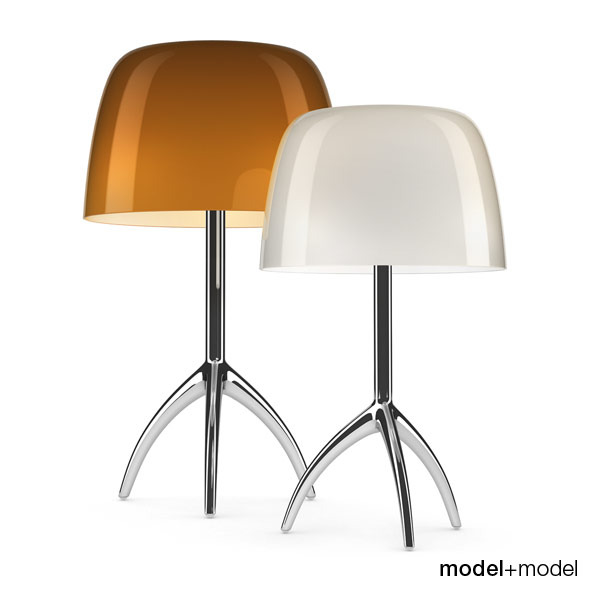 3DOcean Foscarini Lumiere 05 table lamps 309632