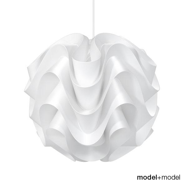 3DOcean Le Klint 172 suspension lamp 309640