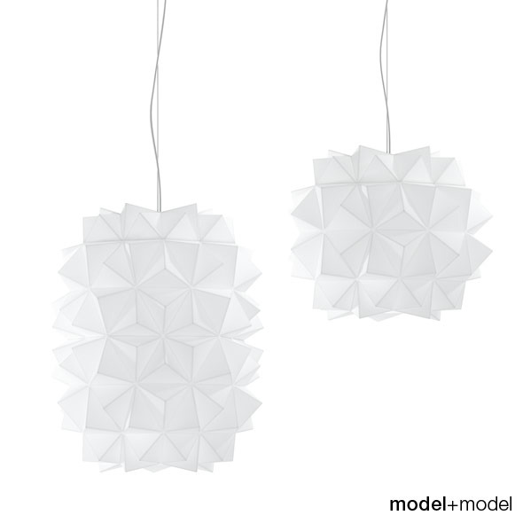 3DOcean LZF Alhambra suspension lamps 309641