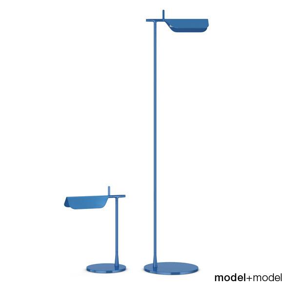 3DOcean Flos Tab floor and table lamps 309651