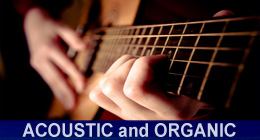 Acoustic and Organic