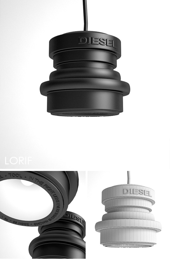 3DOcean Foscarini Tool Piccola 309861