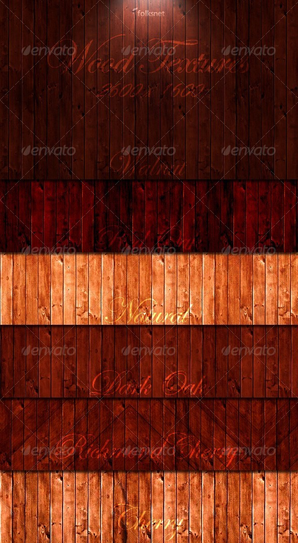 GraphicRiver Wood Textures Set-3 309865