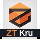 ZT Kru – Responsive Joomla Templates  Free Download