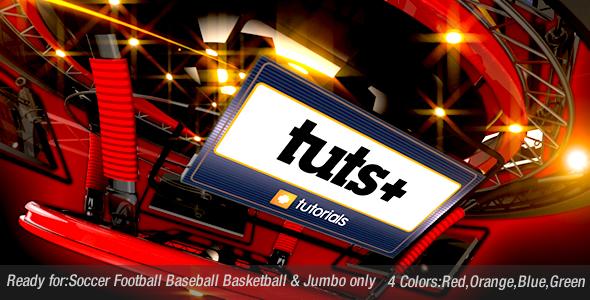 VideoHive Multisports CS5 2982444