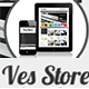 Ves Store - Responsive Magento Theme - ThemeForest Item for Sale