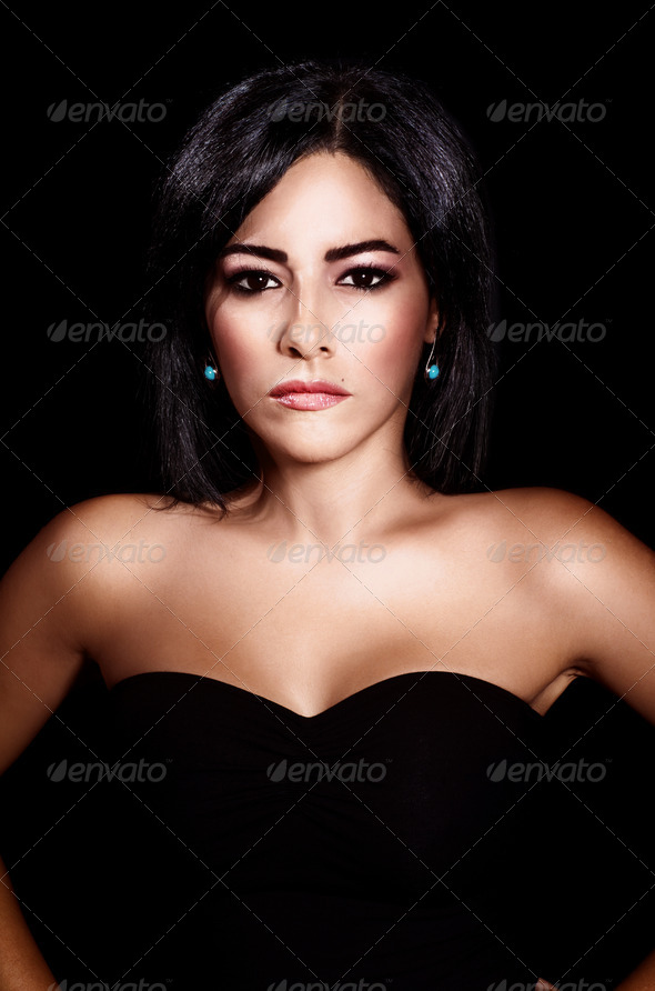 Sexy woman - Stock Photo - Images