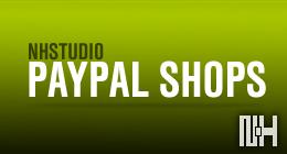 Flash XML PayPal Shops