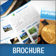 Elegant Corporate A4 Trifold Brochure - GraphicRiver Item for Sale