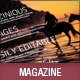 MAGAZINIOUS - InDesign Magazine Template - GraphicRiver Item for Sale